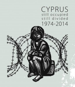 1974 - 2014 Cyprus: Still occupied, still divided
