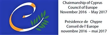 Chairmanship of Cyprus - Council of Europe   November 2016 - May 2017